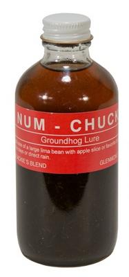 Blackie's Num-Chuck (Woodchuck/Rabbit lure) #BBNC04